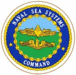 .. logo of Naval Sea Systems Cmnd ...