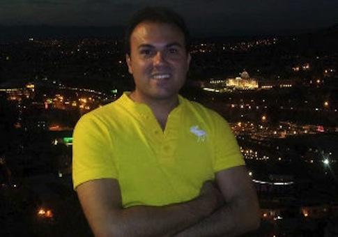 ... Saeed Abedini ...