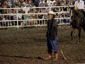 tuffy the rodeo clown (person of the year)