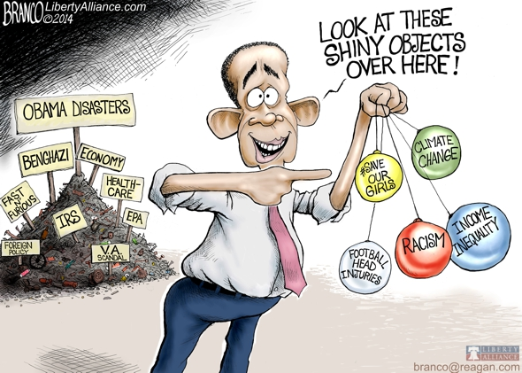 branco cartoon (obamacrap disasters)