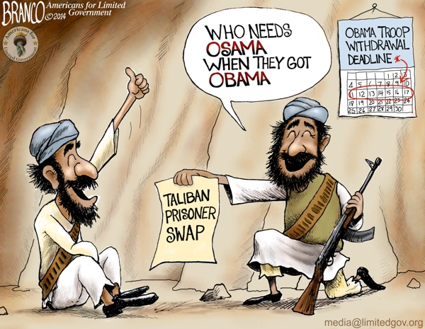 branco cartoon (taliban obama)