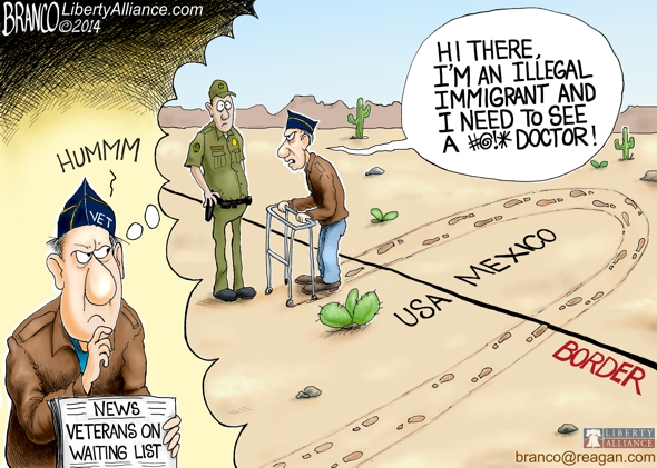branco cartoon (vets dreaming illegals)