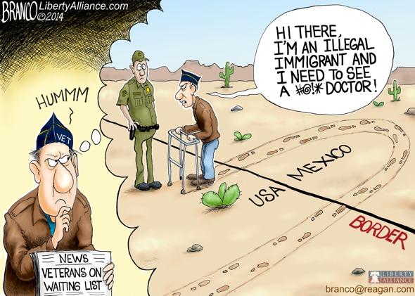 branco cartoon (vets dreaming illegals)