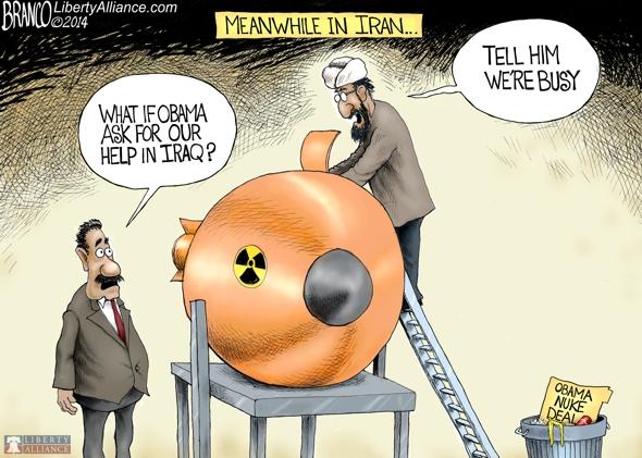branco cartoon (iran nuclear bomb)