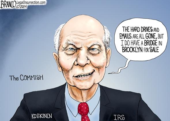 branco cartoon (IRS commish)