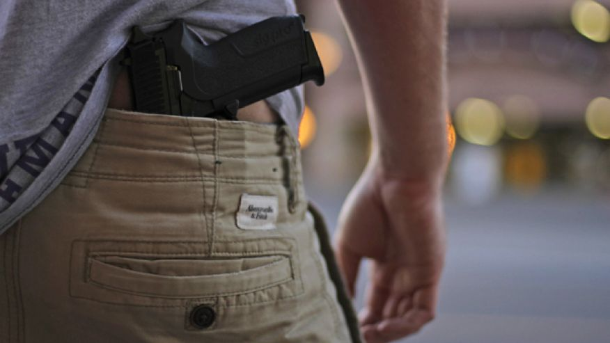 concealed carry photo