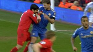 ".. Suarez and his "" Big Mouth "" ..."