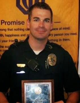 ... Sgt Brandon Mendoza , Mesa AZ PD ...