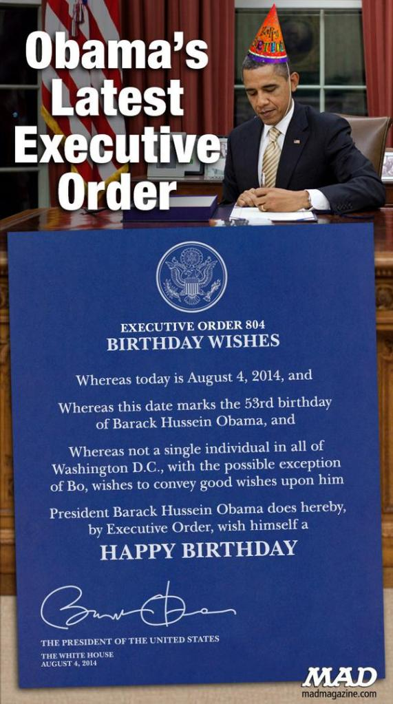 mad magazine (BHO eo birthday)