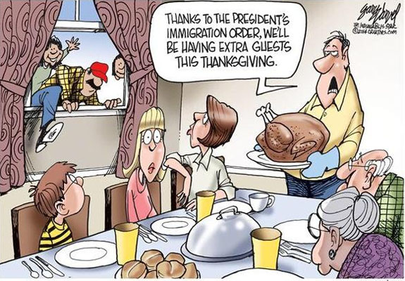 indystar cartoon (varvel)(thanksgiving)