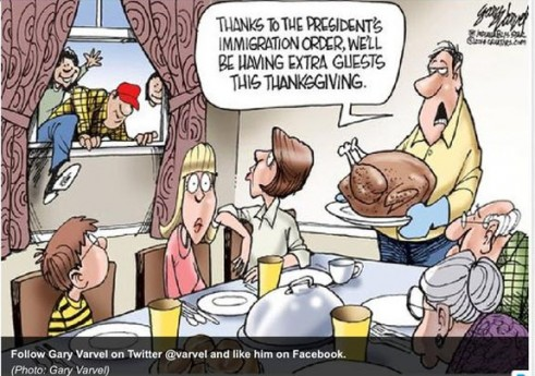 indystar cartoon (varvel)(thanksgiving)(censored)
