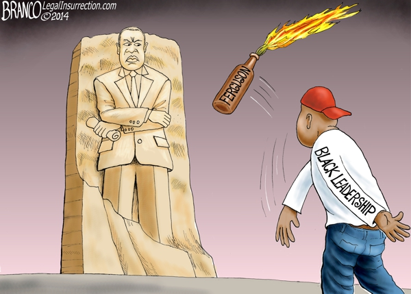 branco cartoon (mlk dream nightmare)