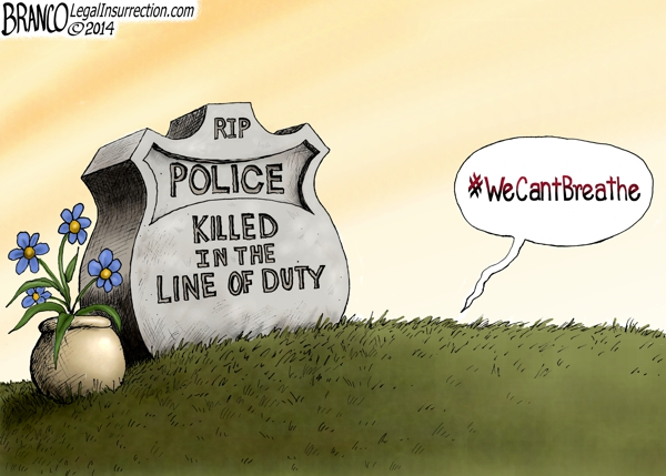branco cartoon (police memorial)