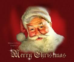 merry christmas (santa)