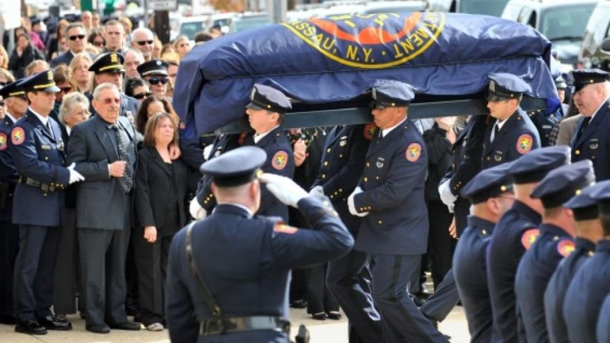 nypd (funeral)