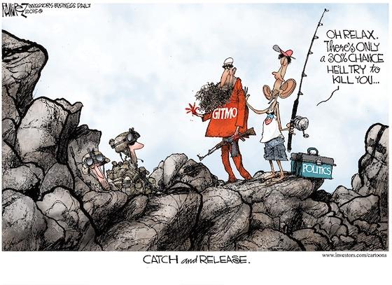 ramirez cartoon (terrorist catch & release)