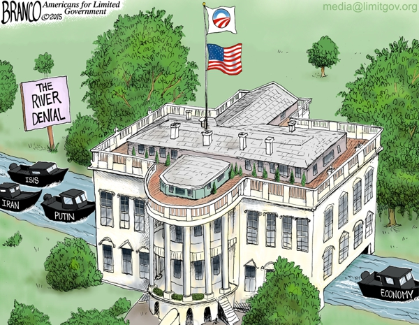 branco cartoon (a river runs through it)