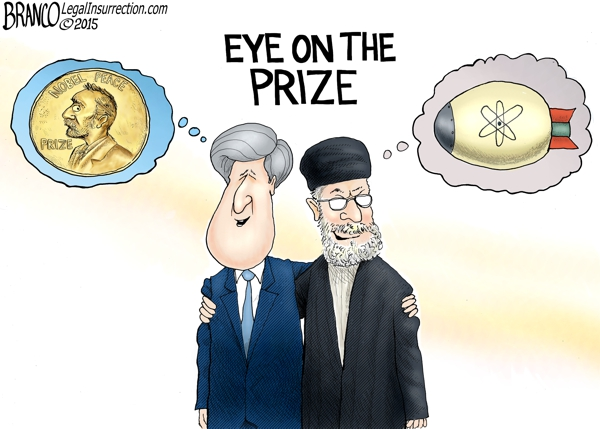 branco cartoon (eyes on the prize)