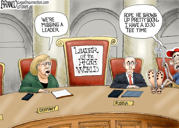 branco cartoon (POTUS missing in action)