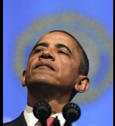 POTUS (deification photo)