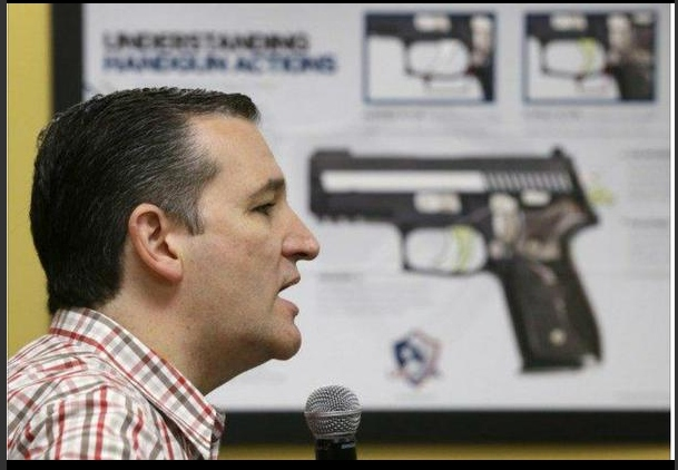 ted cruz (gun photo)